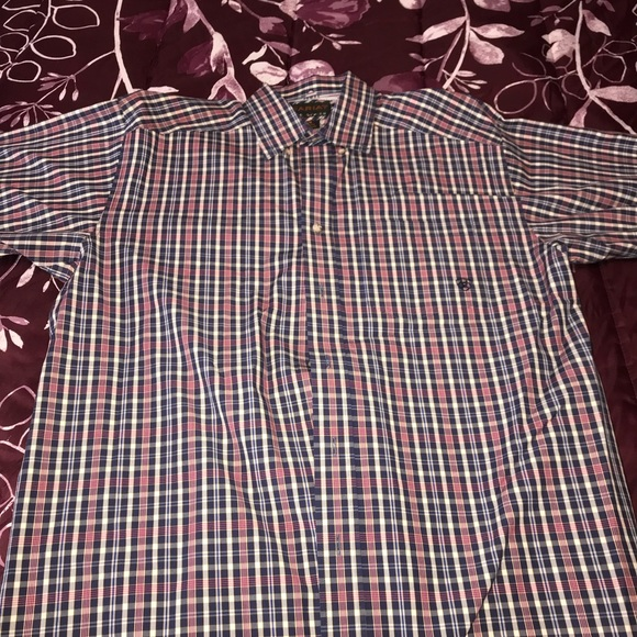 3190efc1 Ariat Shirts | Mens S Long Sleeve Button Down Shirt | Poshmark